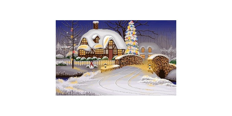 Christmas time: non stop embroideries & customizations