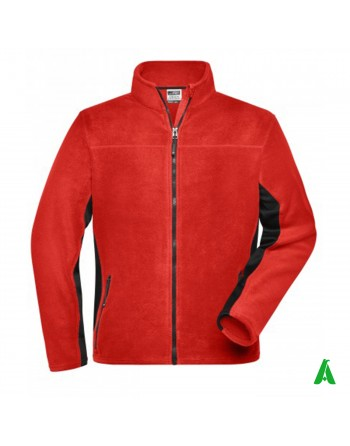 Work sweatshirt with personalized embroidery, for companies, promotional, sport and industry