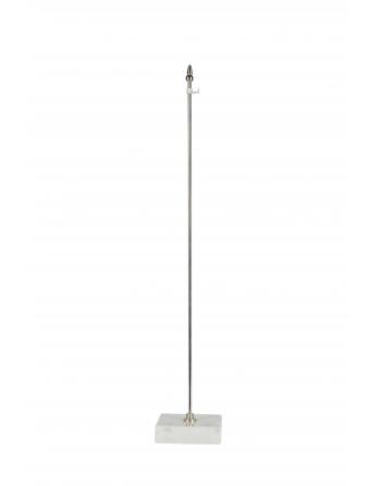 Socle de table en marbre cm 40 pour fanions.