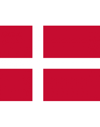 Écussons Drapeaux Danemark thermocollant