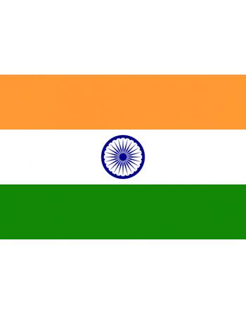 Patch Bandiera India termoadesive
