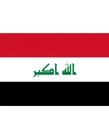 Patch Bandiera Iraq termoadesive