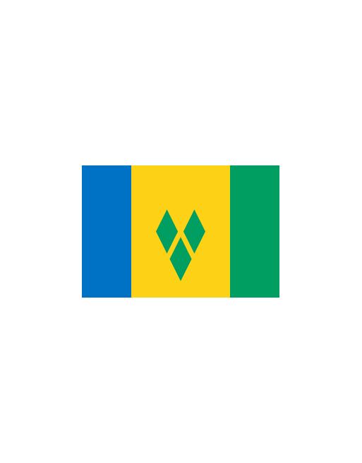 saint vincent et les grenadines drapeau