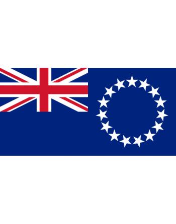 Écussons Drapeaux Îles Cook thermocollant