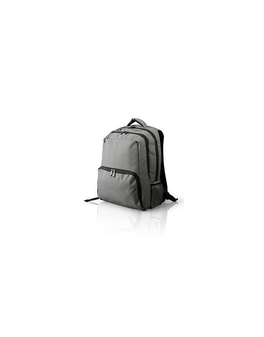 68bda27d60 Zaino porta PC e Laptop colore grigio per aziende, promozioni, incentive e  regalistica d