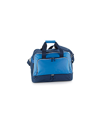 Blue royal and blue navy duffle bag for every sport, athletes and teams