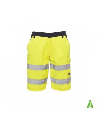 High visibility shorts art....