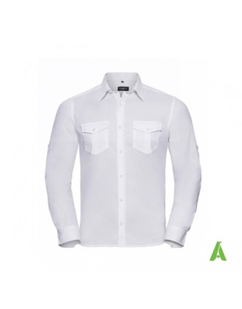 Chemise multipoches pour...