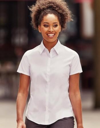 Damen-Kurzstretchshirt Art....