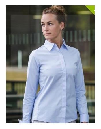 Femme stretch m / chemise...