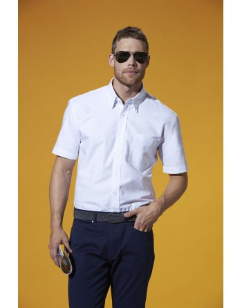 Camisa de hombre de manga...