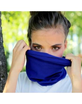 Copri mascherina e scaldacollo multiuso per proteggersi il viso