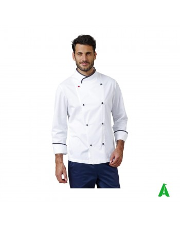 Chef jacket with doublet...