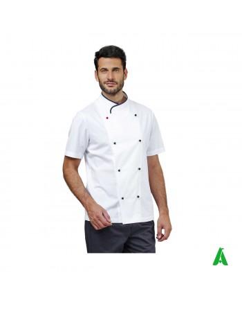 Short sleeve Chef jacket...