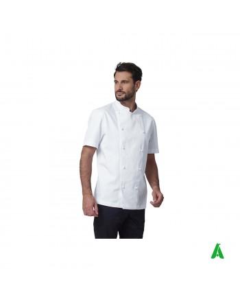 Short-sleeved Chef Jacket...
