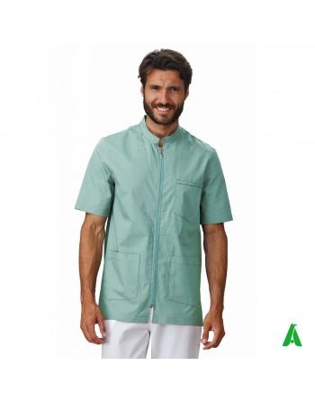Manteau de médecin personnalisable avec impression ou broderie jusqu'à 9 couleurs