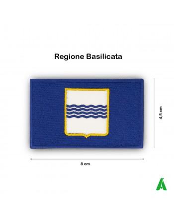 Patch de la région de la Basilicate