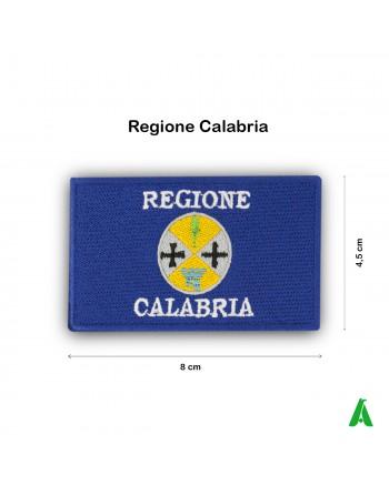 Calabria Region Patch