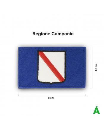 Patch de la région de Campanie