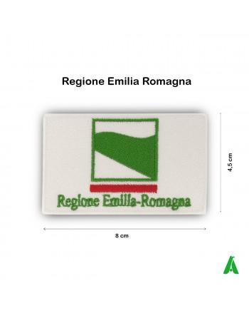 Patch de la région d'Émilie-Romagne