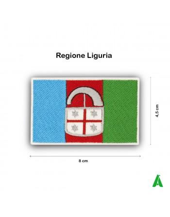 Liguria Region Patch