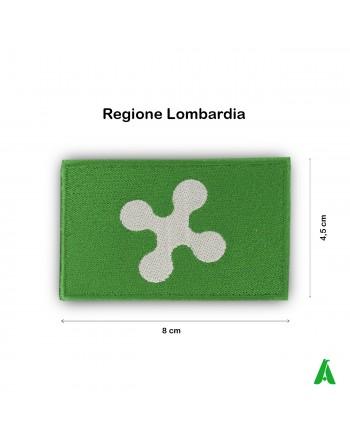 Patch de la région de Lombardie