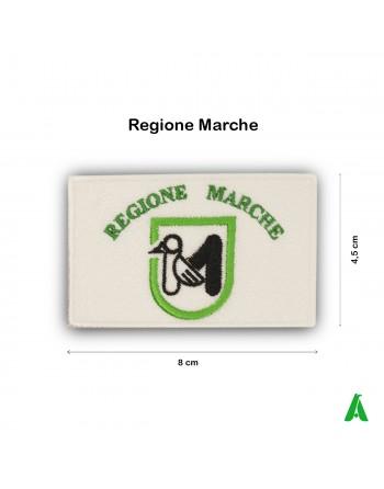 Marche Region Patch