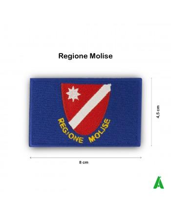 Patch de la région de Molise