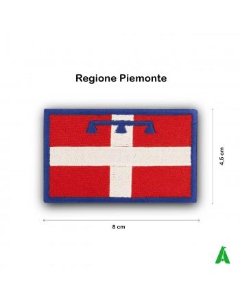 Patch de la région du Piémont