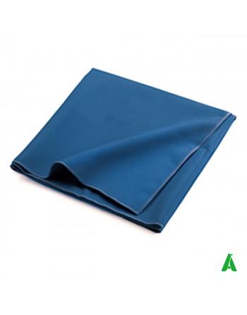 Telo da Palestra cm 40 x 90 Art. R18205 MICRO-BE5 colore blu per fitness