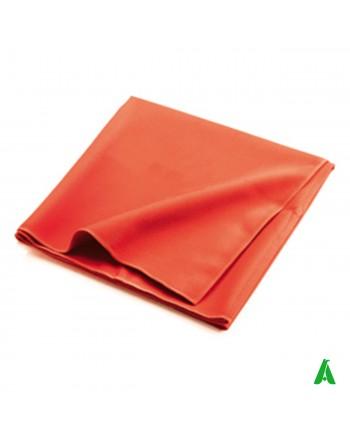 Telo da Palestra cm 50 x 100 Art. R09150 MICRO-HND colore rosso per i ragazzi