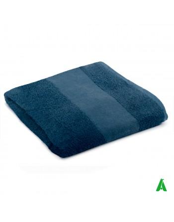 Telo da Palestra cm 40 x 90 Art. R18154 PR-05 colore blu royal per gli operai