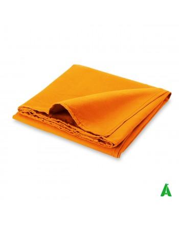Telo Multiuso cm 80 x 150 Art. R18251 MICRO-BE2 FLUO colore arancio per balli