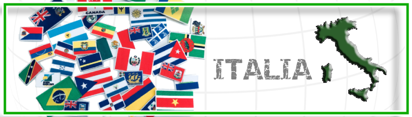 Patches of Italian flags to customize clothing by | Arem Italia