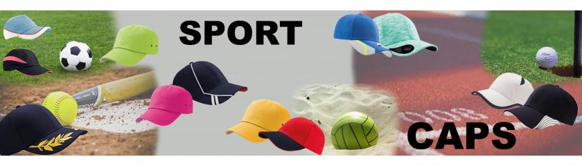 Gorras deportivos lisas o personalizadas |Arem Italia