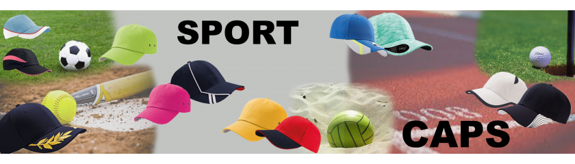 Caps for sport team with bespoke embroidered logo by |Arem Italia