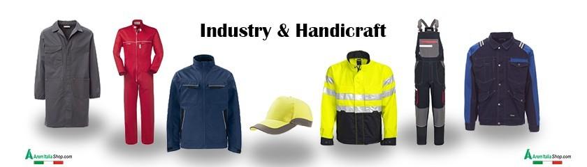 Kundenspezifische Uniformen für Industrie und Handwerk von | Arem