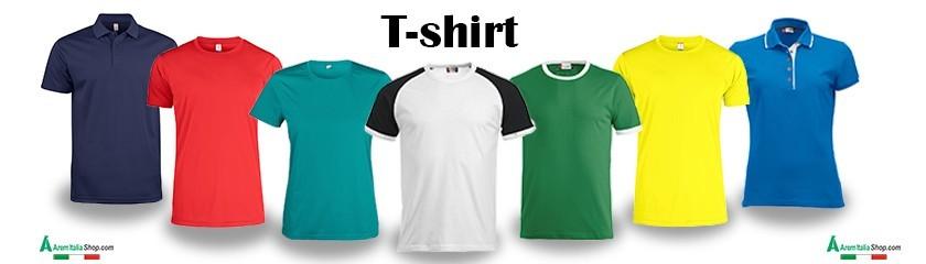T-shirt personalisierte mit stickerei von | Arem Italia